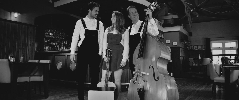 Trio Muziek, akoestisch trio, akoestische band